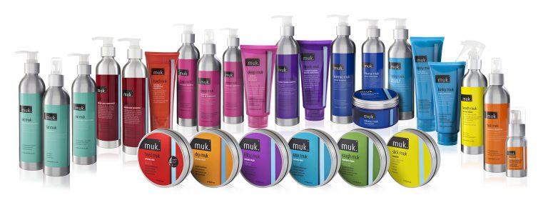 Muk Haircare Producten